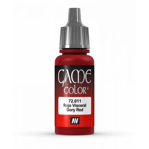 Vallejo Game Color Gory Red