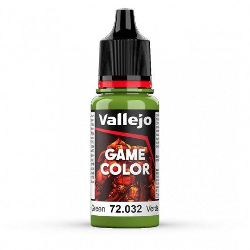 Vallejo Game Color Scorpy Green
