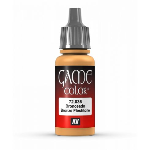 Vallejo Game Color Bronze Flesh Tone
