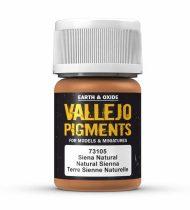 Vallejo Natural Sienna Pigment