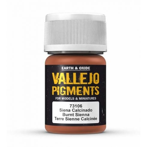 Vallejo Burnt Sienna Pigment
