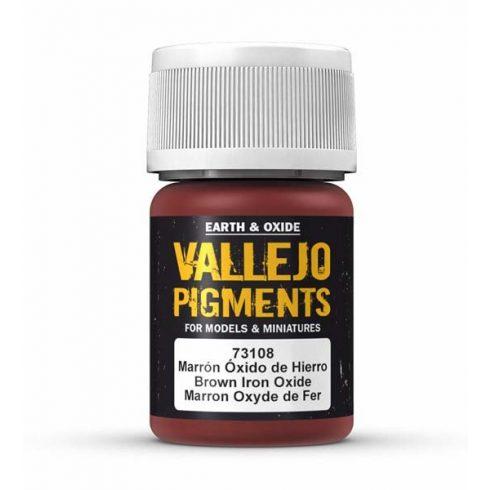 Vallejo Brown Iron Oxide Pigment