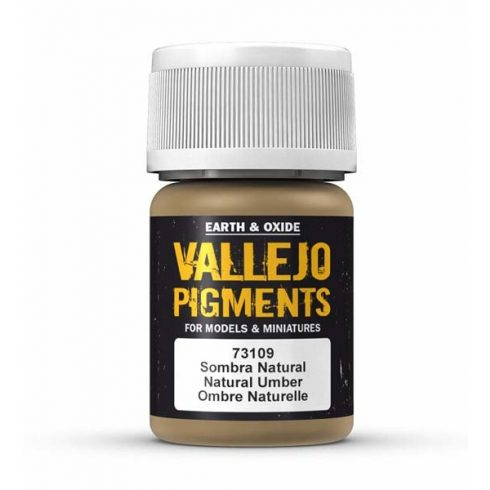 Vallejo Natural Umber Pigment