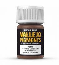 Vallejo Burnt Umber Pigment