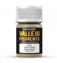 Vallejo Green Earth Pigment