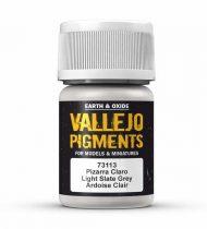Vallejo Light Slate Grey Pigment