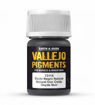 Vallejo Natural Iron Oxide Pigment