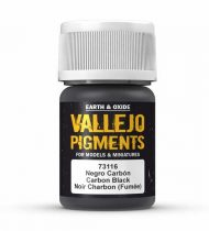 Vallejo Carbon Smoke Pigment