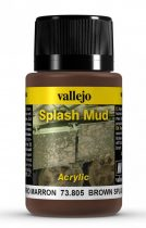 Vallejo Brown Splash Mud