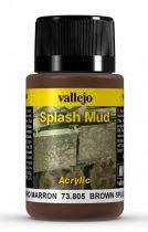 Vallejo Brown Splash Mud