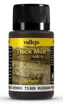 Vallejo Russian Thick Mud