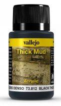 Vallejo Black Thick Mud