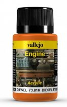 Vallejo Engine Effects Diesel Stains