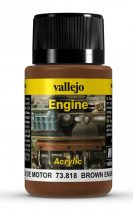 Vallejo Engine Effects Brown Engine Soot
