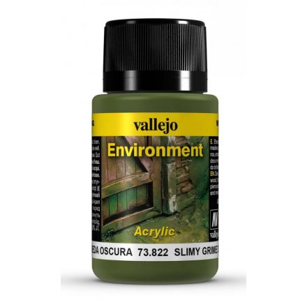 Vallejo Environment Slimy Grime Dark