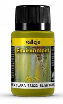 Vallejo Environment Slimy Grime Light
