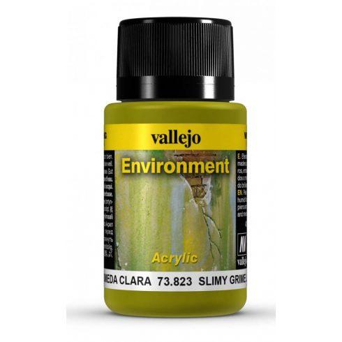 Vallejo Environment Slimy Grime Light