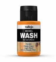 Vallejo Model Wash Light Rust