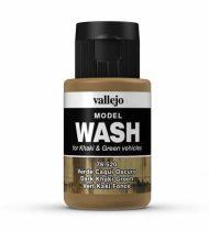 Vallejo Model Wash Dark Khaki