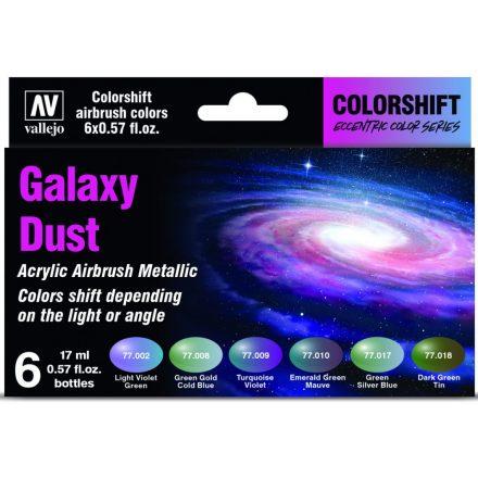 Vallejo Eccentric Colorshift Galaxy Dust Colors Set