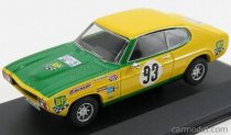 VANGUARDS FORD CAPRI 2300GT MKI BP N 93 TOUR DE FRANCE 1969 J.F.PIOT - J.BEHRA