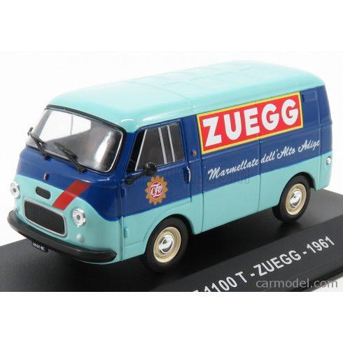 EDICOLA FIAT 1100T VAN ZUEGG 1961