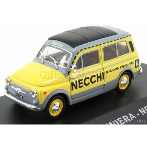 EDICOLA FIAT 500 GIARDINIERA - NECCHI 1960