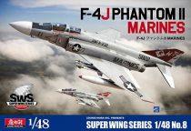 Zoukei-Mura F-4J Phantom II Marines makett