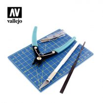 Vallejo Plastic Modeling Tool Set