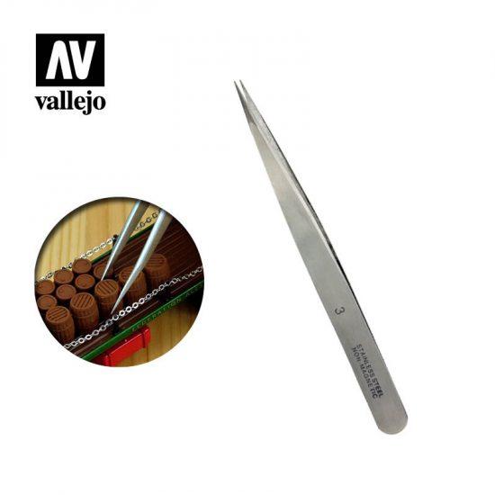 Vallejo Fine Tweezers #3