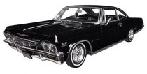 WELLY CHEVROLET IMPALA SS 396 COUPE 1965
