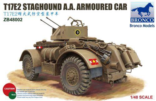 Bronco T17E2 Staghound A.A.