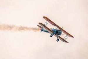 Makett repülő