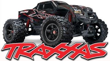 Traxxas elektromos autók, akkumulátorok, kiegészítők
